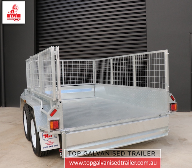 8x5 tandem trailer2