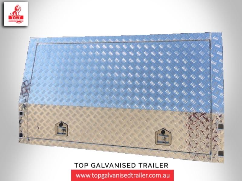 aluminium canopy 1800x1800x1000
