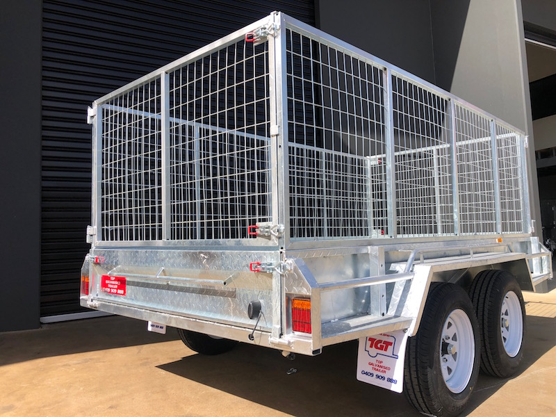 10x5 Tandem 900mm cage