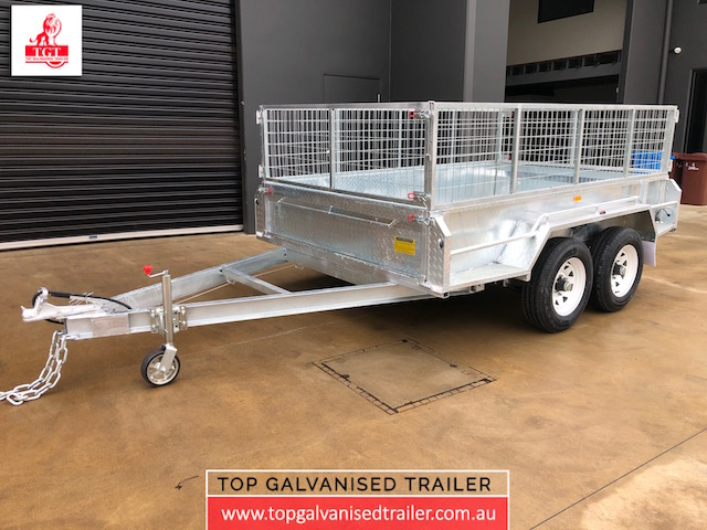 10x6 tandem trailer heavy duty 3500